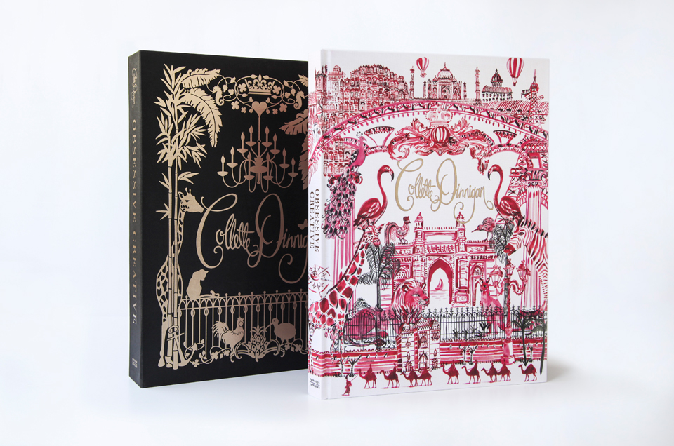 Collette Dinnigan's Obsessive Creative Book Cover
