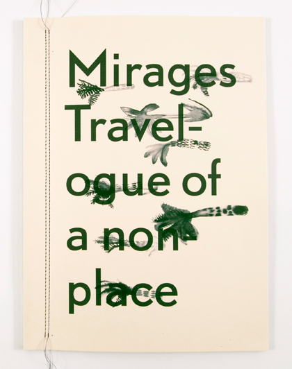 Mirages Travel Book